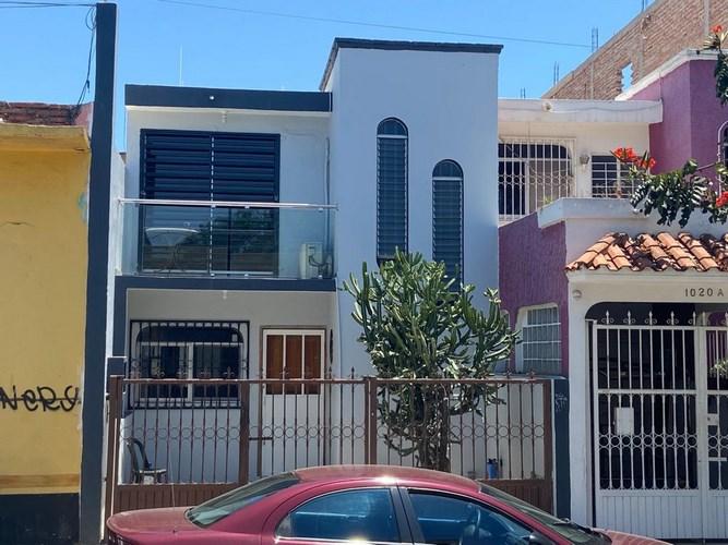 Remate bancario casa en el Centro de Mazatlán