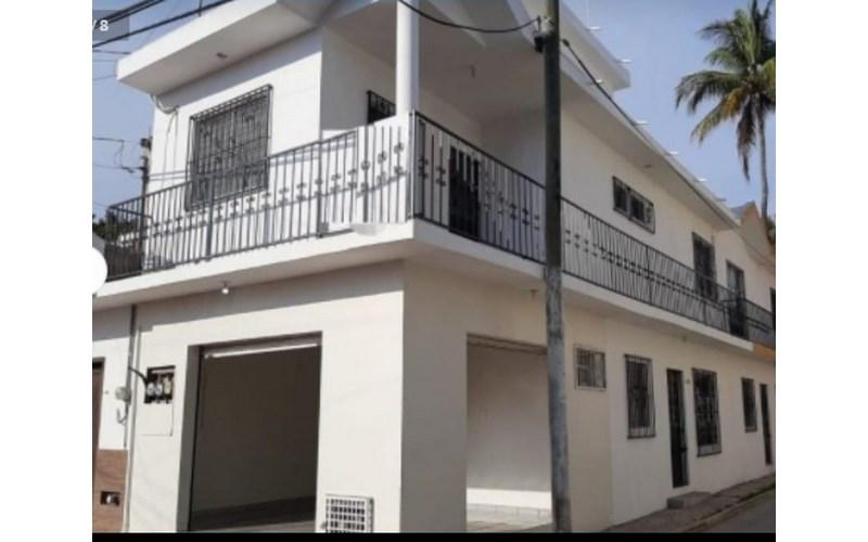 Se vende casa en el centro de Mazatlán